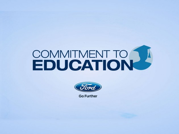 2014 Ford College Community Challenge