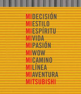 Grupo Gallegos heads new Mitsubishi ad campaign