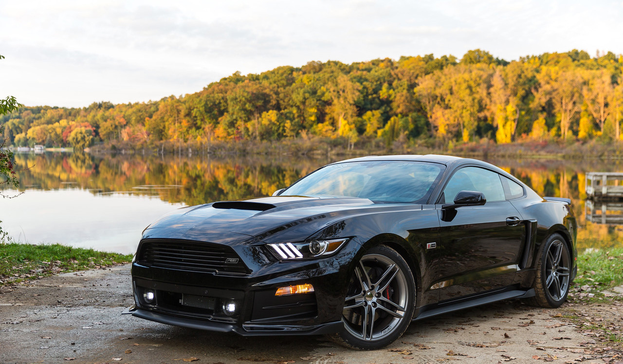 2015 roush mustang better than the actual mustang the news wheel