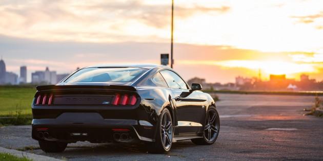 2015 Roush Mustang