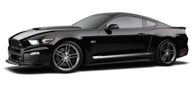 Roush Stage 1 Mustang