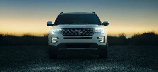 2016 Ford Explorer Revealed
