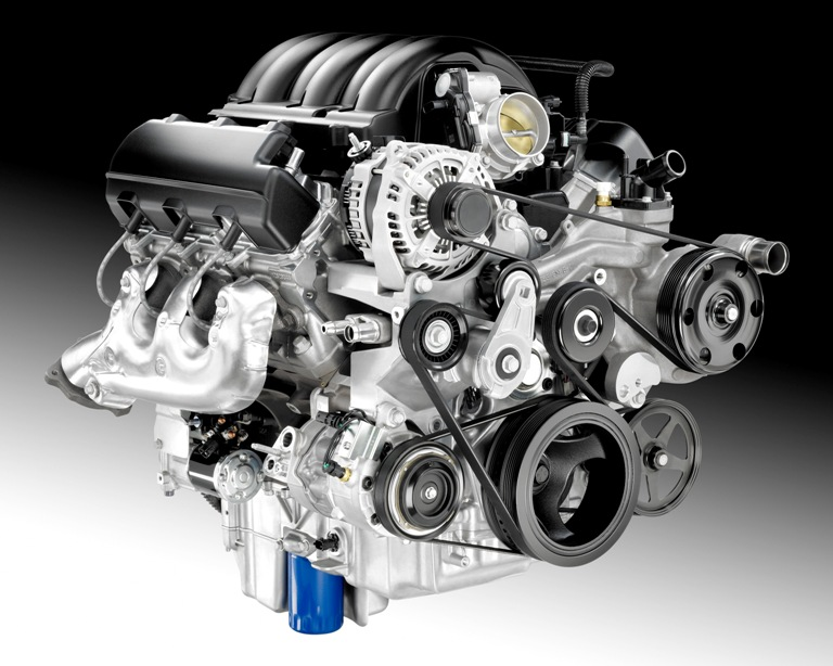 2015 Silverado Engine Lineup Brings Power  Proficiency