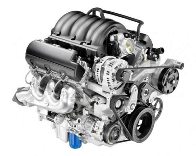 2015 Silverado Engine lineup | EcoTec3 |V6 Engine Fuel Efficiency