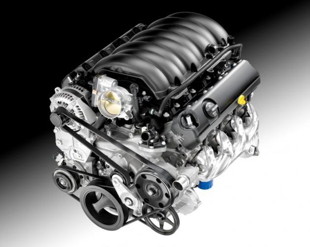 2015 Silverado Engine lineup | EcoTec3 |V8 Engine Fuel Efficiency