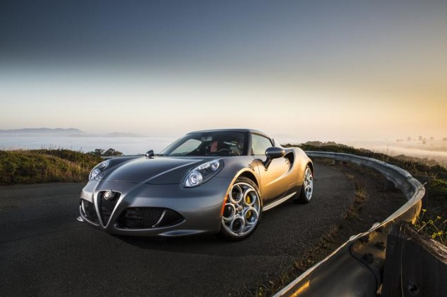 2015 Alfa Romeo 4C 2015 MotorWeek Drivers' Choice Awards