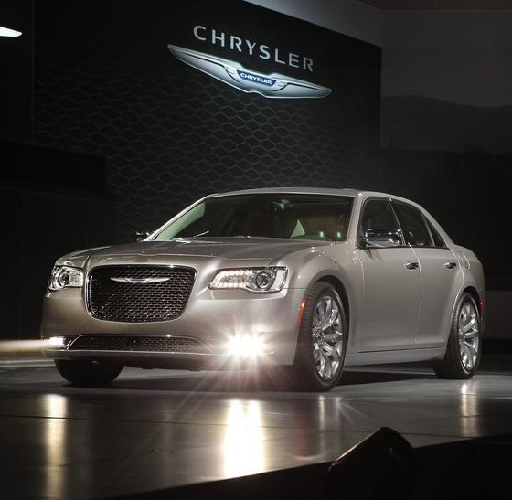 Introducing The 2015 Chrysler 300