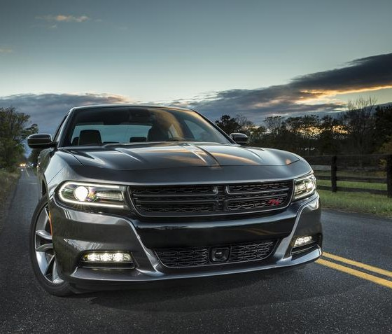 Dodge Charger Swipes A 2015 ALG Residual Value Award