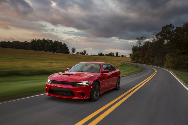 2015 Charger SRT Hellcat Fuel Economy