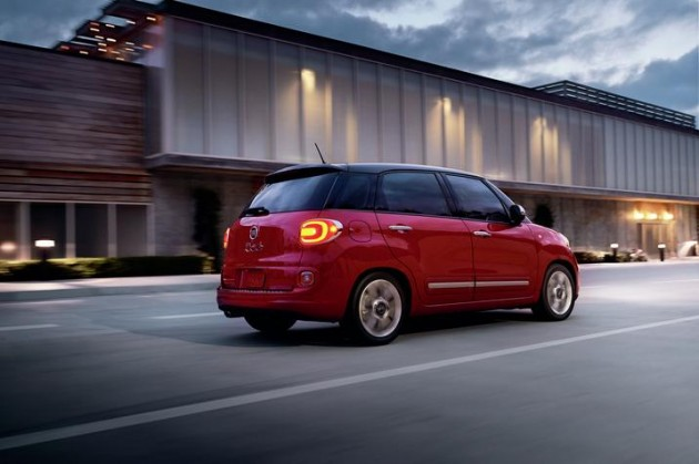 2015 Fiat 500L | Fiat Chrysler Automobiles at the San Antonio Auto Show | Fiat Chrysler Automobiles at the San Antonio Auto Show