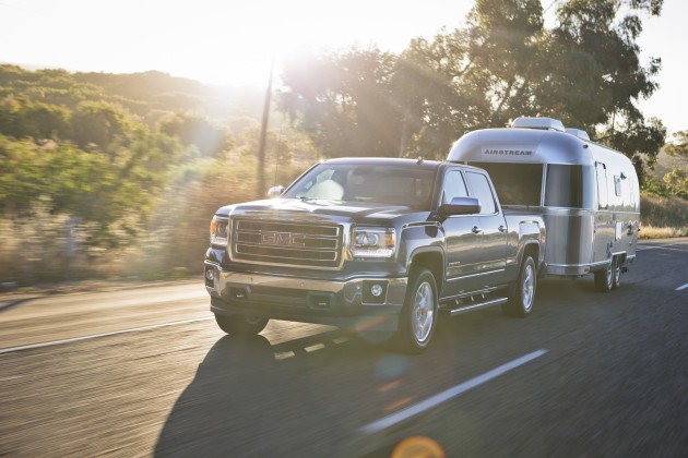 Sierra Leads GMC's October 2014 Sales