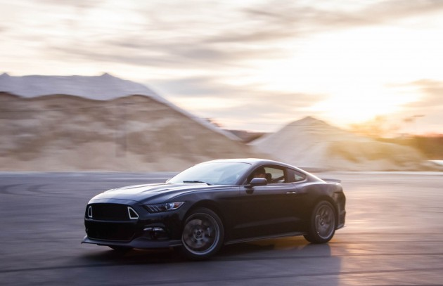 2015 Mustang RTR revealed