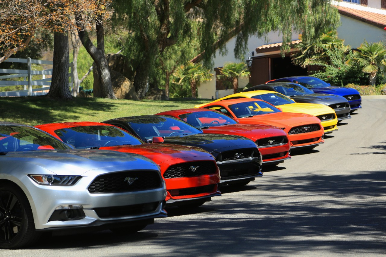 & 2015 Ford Mustang GT One of Car and Driveru0027s 10Best | The News Wheel markmcfarlin.com