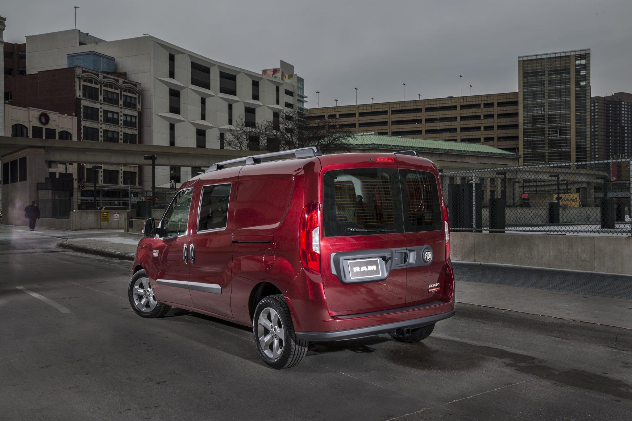 2015 Ram Promaster City Pricing Fuel Efficiency Announced The 2014 Dodge Van News Wheel