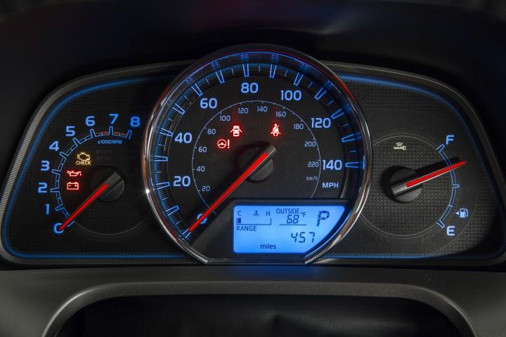 2015 Toyota RAV4 overview