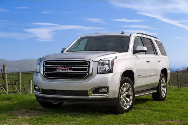 2015 Yukon Denali Transmission Gets Severe Updates