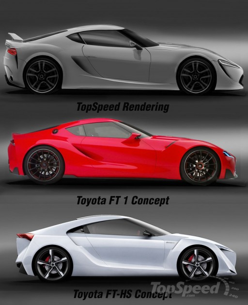 BMW-Toyota sports car collaboration
