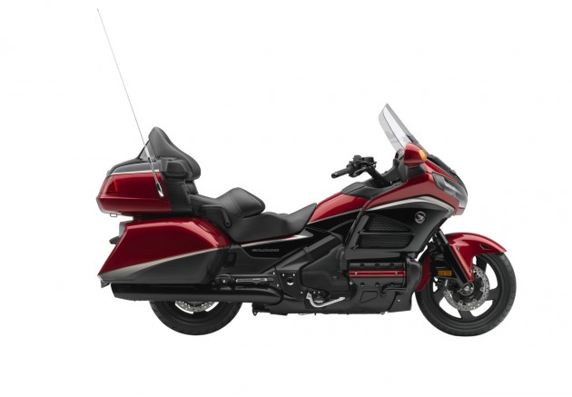 The 300 millionth Honda motorcycle produced was a 2015 Honda Gold Wing