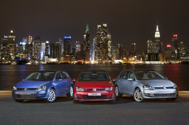 2015 Volkswagen Golf family wins Motor Trend Car of the Year