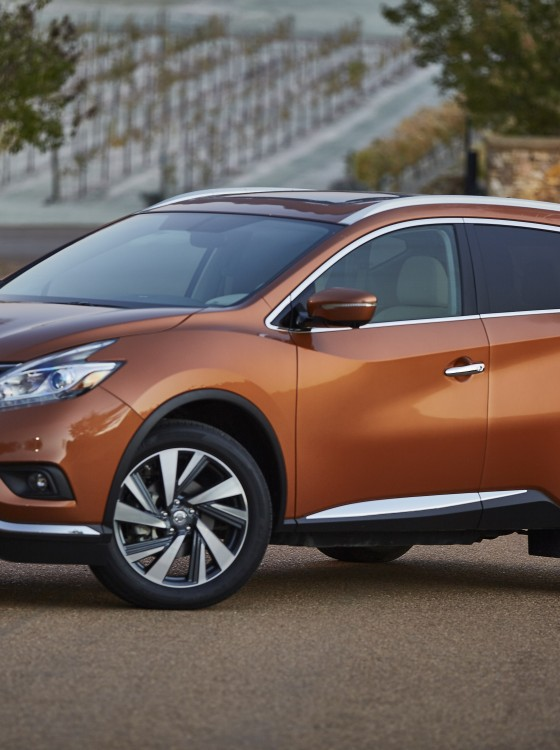 2015 nissan murano takes motorweek drivers 39 choice award in chicago the news wheel. Black Bedroom Furniture Sets. Home Design Ideas