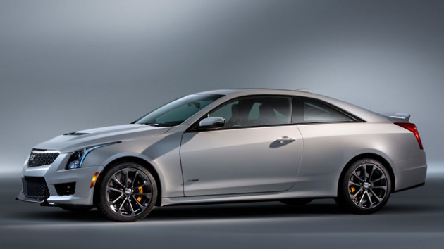 2016 Cadillac ATS-V Coupe pictures