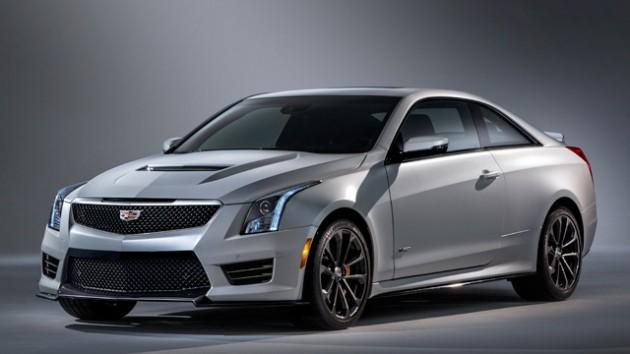 2016 Cadillac ATS-V Coupe | Cadillac ATS-V.R
