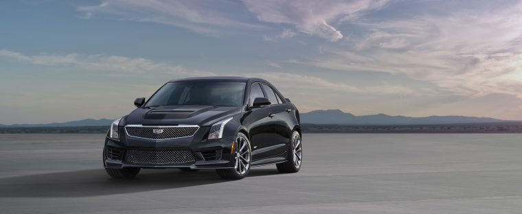 2016 Cadillac ATS-V Engine | Sedan