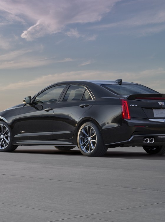 Cadillac Ats V Coupe >> 2016 Cadillac ATS-V Engine Means Business - The News Wheel