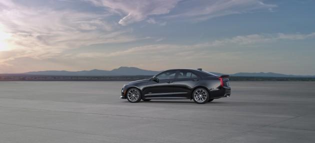 2016 Cadillac ATS-V Sedan e-AWD