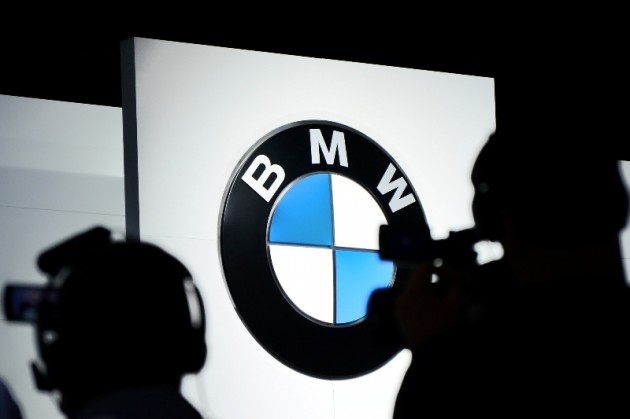 BMW Logo Press conference lincolnblues