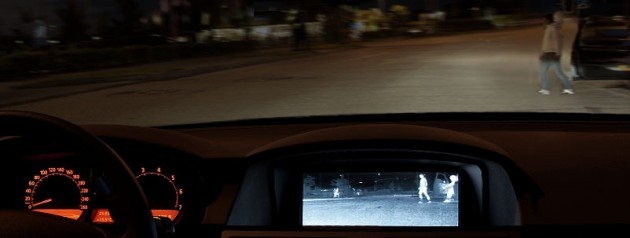 BMW Night Vision Technology