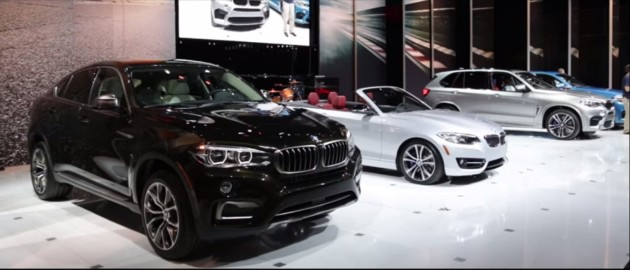BMW at the LA Auto Show 3