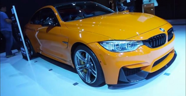 BMW at the LA Auto Show 6