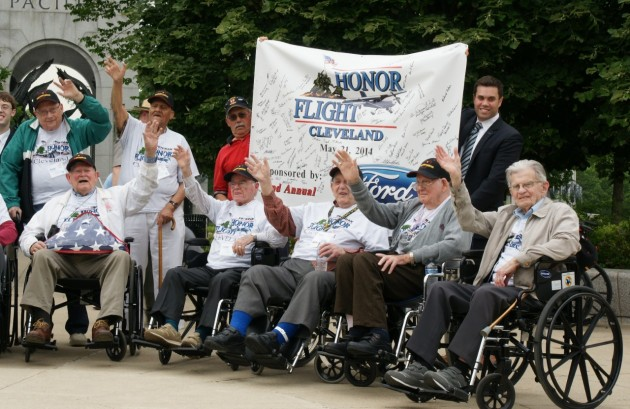 Ford Sponsors Honor Flight Chicago