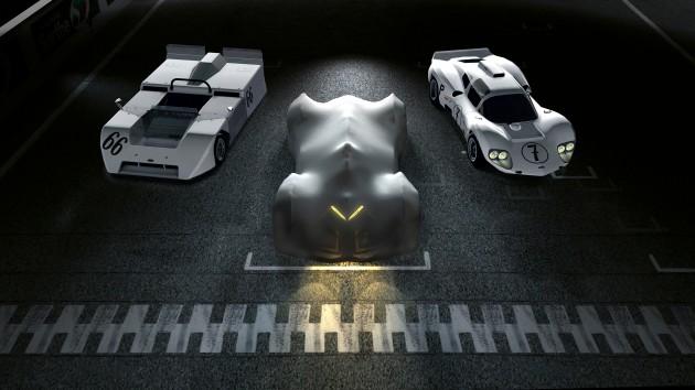 Chevy Chaparral 2X VGT Concept