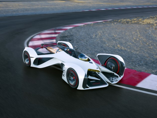 Gran Turismo 6 Update 1.15 Adds Chaparral 2X VGT Concept