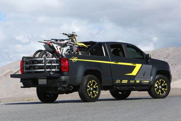 Chevy Colorado Performance Concept