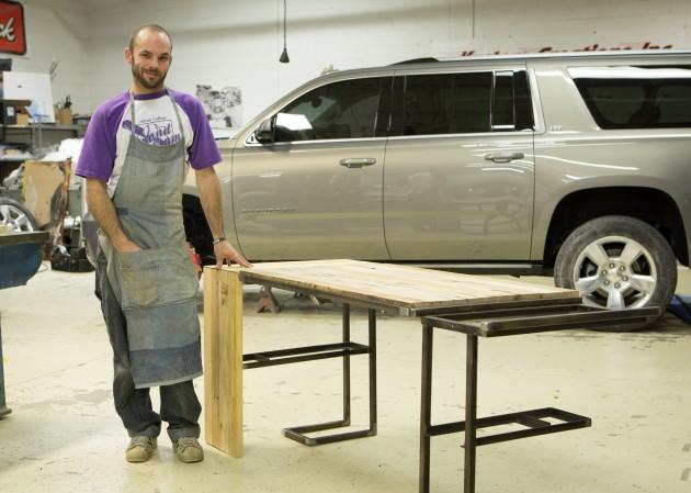 James Willer of Workshop Detroit | Chevy Suburban Premium Outdoors Concept