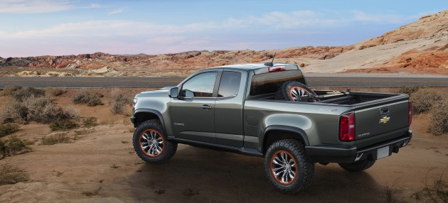Colorado ZR2 Concept