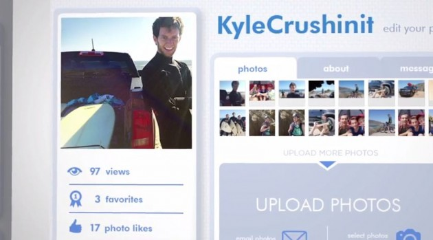 Chevy Improves Guy's Dating Profile with a Chevy Colorado