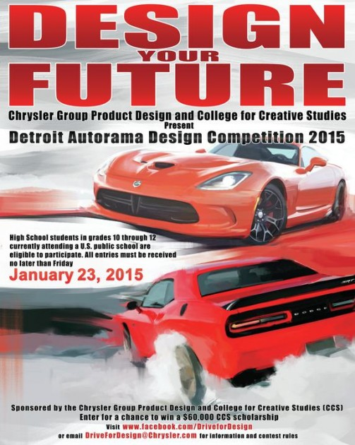 3rd Annual Detroit Autorama High School Design Competition