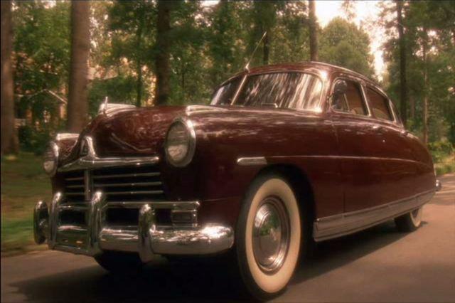 Driving Miss Daisy Car Restorer Hudson Commodore