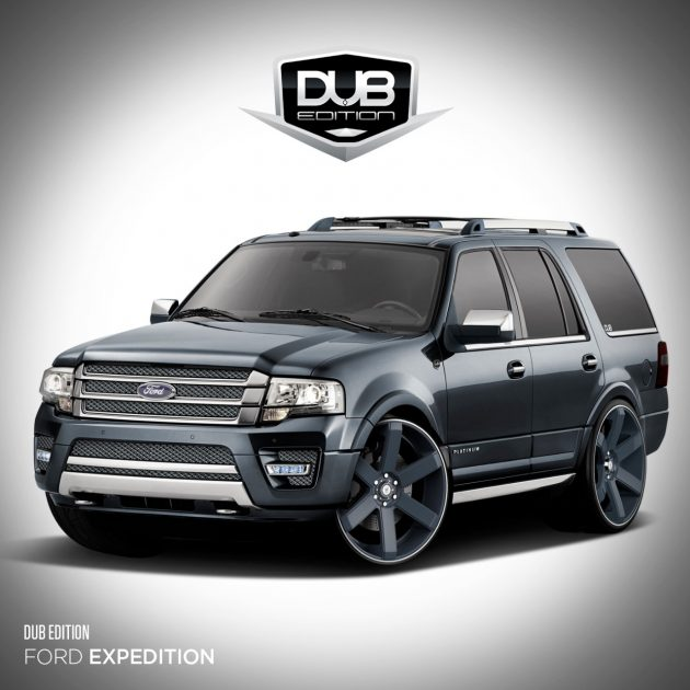 Custom Expedition EcoBoost