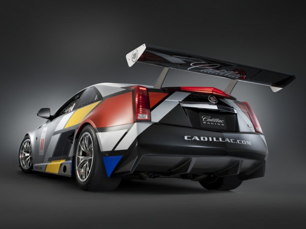 Pikes Peak International Hill Climb Cadillac ELR