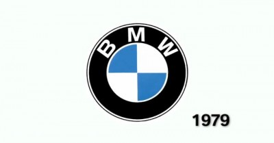 History of the BMW Logo Originate old 1979