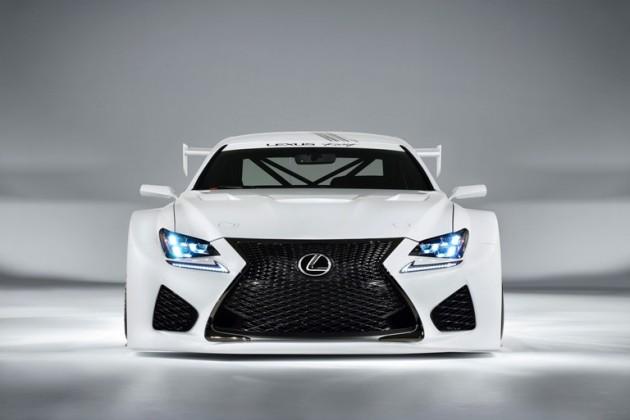 Lexus SEMA Lineup: Lexus RC F GT3 Concept