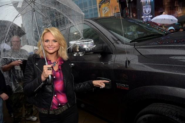Miranda Lambert and Ram Truck Team Up to Help Shelter Animals