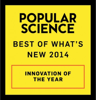 Popular Science Gives OnStar 4G LTE a Best of What's New Award