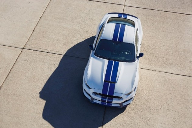 2016 Shelby GT350 price