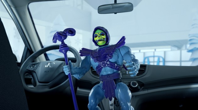 When Skeletor stands by the quality of your product, not even Honda air bag recalls can dissuade customers